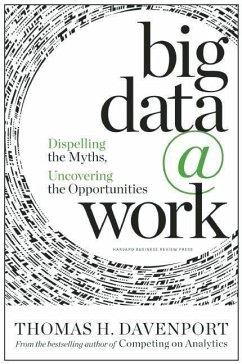 Big Data at Work - Davenport, Thomas H.