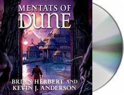 Mentats of Dune: Book Two of the Schools of Dune Trilogy - Herbert, Brian; Anderson, Kevin J.