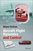 Aircraft Flight Dynamics and Control (eBook, PDF)