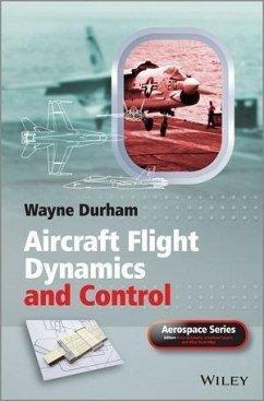Aircraft Flight Dynamics and Control (eBook, PDF) - Durham, Wayne