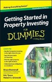 Getting Started in Property Investment For Dummies - Australia, Australian Edition (eBook, ePUB)