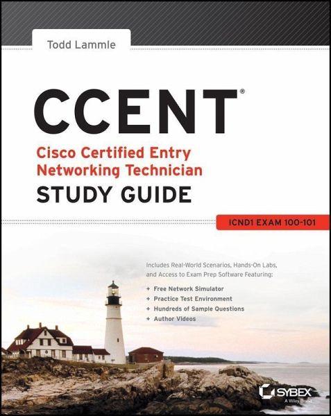 Ccent study guide ebook pdf von todd lammle portofrei bei bcher fandeluxe Gallery