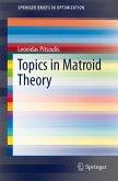 Topics in Matroid Theory