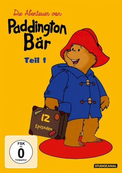 Die Abenteuer von Paddington Bär, Teil 1 auf DVD