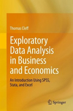 Exploratory Data Analysis in Business and Economics - Cleff, Thomas
