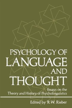 Psychology of Language and Thought
