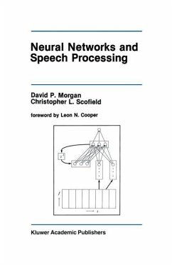 Neural Networks and Speech Processing - Morgan, David P.; Scofield, Christopher L.