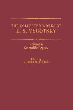 The Collected Works of L. S. Vygotsky - Vygotsky, L. S.