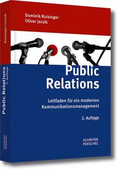 Public Relations (eBook, PDF) - Ruisinger, Dominik; Jorzik, Oliver