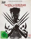 Wolverine - Weg des Kriegers - 2 Disc Bluray