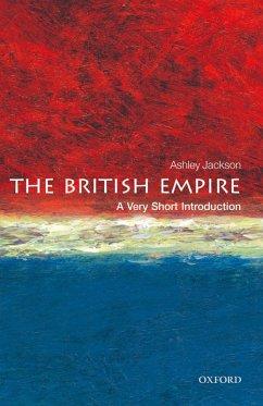 The British Empire: A Very Short Introduction (eBook, ePUB) - Jackson, Ashley