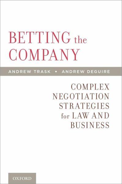 Betting the Company (eBook, ePUB)