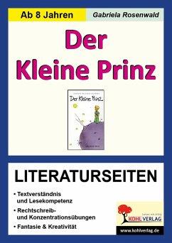 Der Kleine Prinz - Literaturseiten - Rosenwald, Gabriela