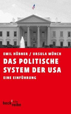 Das politische System der USA (eBook, ePUB) - Hübner, Emil; Münch, Ursula
