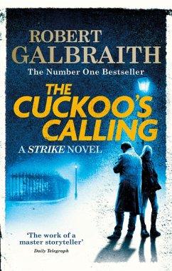 The Cuckoo's Calling (eBook, ePUB) - Galbraith, Robert