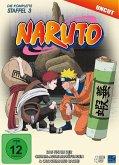 Naruto - Staffel 3: Das Finale der Chunin-Auswahlprüfungen & Orochimarus Rache - Episoden 53-80 Uncut Edition