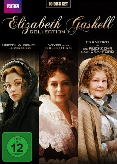 Elisabeth Gaskell Collection (10 Discs)