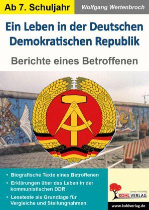 ein leben in der deutschen demokratischen republik von. Black Bedroom Furniture Sets. Home Design Ideas