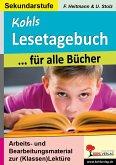 Kohls Lesetagebuch für alle Bücher