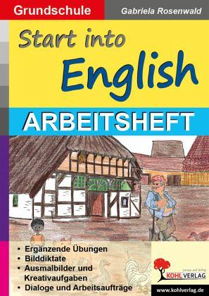 Arbeitsheft Start Into English