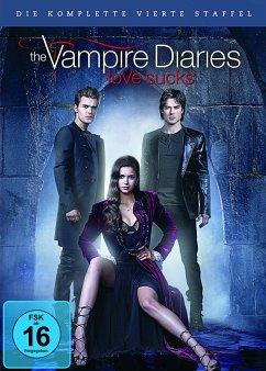 The Vampire Diaries - Die komplette 4. Staffel (5 Discs) - Nina Dobrev,Paul Wesley,Ian Somerhalder