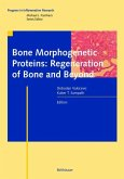 Bone Morphogenetic Proteins: Regeneration of Bone and Beyond