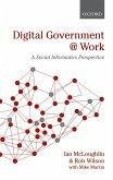 Digital Government at Work (eBook, PDF)