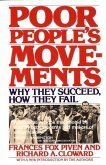 Poor People's Movements (eBook, ePUB)
