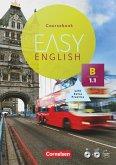 Easy English B1: Band 01. Kursbuch mit Audio-CD und Video-DVD