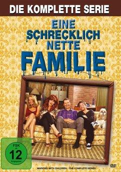 Eine schrecklich nette Familie - Die komplette Serie DVD-Box