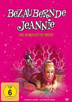Bezaubernde Jeannie - Die komplette Serie DVD-Box