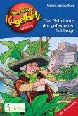 Das Geheimnis der gefiederten Schlange / Kommissar Kugelblitz Bd.25 (eBook, ePUB)