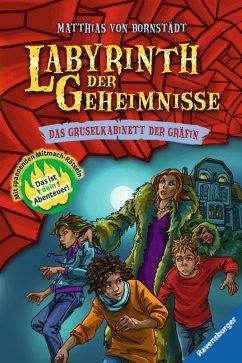 Das Gruselkabinett der Gräfin / Labyrinth der Geheimnisse Bd.2