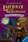 Lauschangriff im Lehrerzimmer / Labyrinth der Geheimnisse Bd.3 (eBook, ePUB)