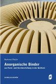 Anorganische Binder (eBook, ePUB)