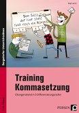 Training Kommasetzung