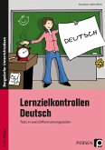 Lernzielkontrollen Deutsch 5./6. Klasse