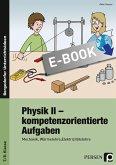 Physik II - kompetenzorientierte Aufgaben (eBook, PDF)