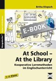 At School - At the Library (eBook, PDF)