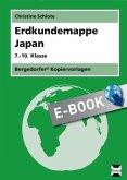 Erdkundemappe Japan (eBook, PDF)
