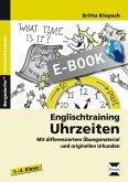 Englischtraining: Uhrzeiten (eBook, PDF)