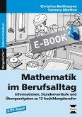 Mathematik im Berufsalltag (eBook, PDF)