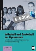 Volleyball und Basketball am Gymnasium (eBook, PDF)