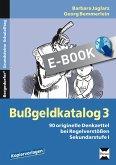 Bußgeldkatalog 3 (eBook, PDF)