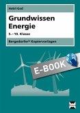 Grundwissen Energie (eBook, PDF)