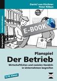 Planspiel: Der Betrieb (eBook, PDF)