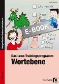 Das Lese-Trainingsprogramm: Wortebene (eBook, PDF)