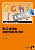 Buchstaben schreiben lernen - Grundschrift (eBook, PDF)