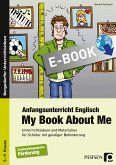 Anfangsunterricht Englisch - My Book About Me (eBook, PDF)