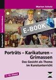 Porträts - Karikaturen - Grimassen (eBook, PDF)